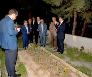 AK Partili Salih Koca, Birecik'te temaslarda bulundu