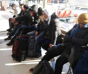 Çanakkale'de 32 kaçak yakalandı