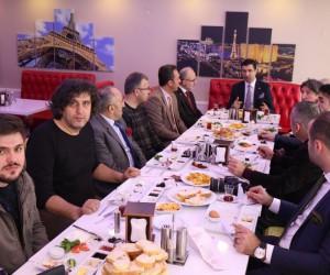 SP Gençlik Kolları Genel Başkanı Salih Akyüz Zonguldak'ta