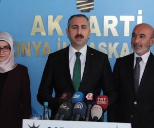 Adalet Bakanı Gül'den Kılıçdaroğlu'nun iddialarına cevap