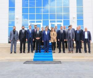 MHP İstanbul milletvekili Erdem'den Gürkan ziyaret