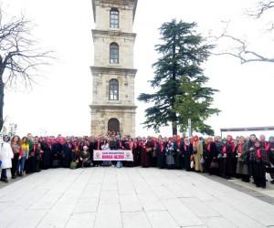 Başkan Kuzu'dan binlerce çanlı kadına ücretsiz Bursa gezisi