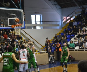 TBL 1. Lig: Karesispor: 84 - Bursaspor Durmazlar: 88