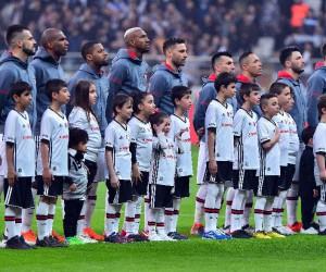 Spor Toto Süper Lig: Beşiktaş: 0 - Gençlerbirliği: 0 (Maç devam ediyor)