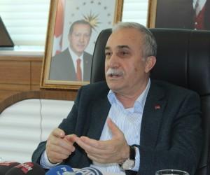 """Gıda, Tarım ve Hayvancılık Bakanı Fakıbaba: """"Özelleştirilen şeker fabrikaları kotayı dolduramazsa geri alınacak"""