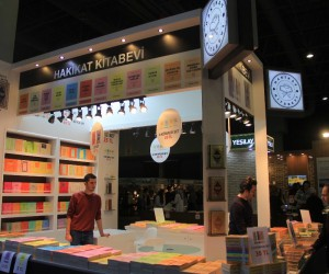 Hakikat Kitabevi yayınları CNR 5'inci Uluslararası Kitap fuarında yerini aldı