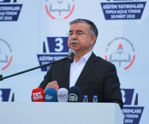 """Milli Eğitim Bakanı Yılmaz: """"25 Bin öğretmenimizi eğitim ailemize katacağız"""
