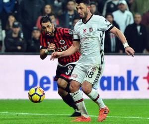 Spor Toto Süper Lig: Beşiktaş: 1 - Gençlerbirliği: 0 (Maç sonucu)