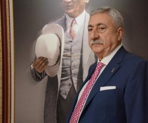 """TESK Başkanı Palandöken: """"İstiklal Marşı bağımsızlığımızın sembolüdür"""""""
