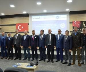 Biga'da 'Yerelden Ulusala Türkiye Ekonomisi' konferansı