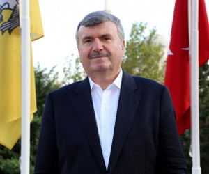 """Başkan Akyürek: """"İstiklal Marşı, büyük kahramanlıkların eşsiz dizelerle tezahürüdür"""""""