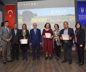 'İki Yaka Yarım Aşk'a Bursa galası
