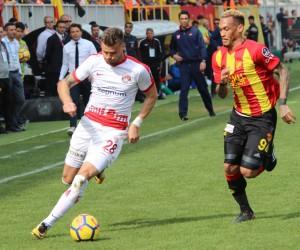 Spor Toto Süper Lig: Göztepe: 2 - Antalyaspor: 1 (Maç sonucu)