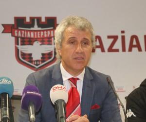 Gaziantepspor - Samsunspor maçının ardından
