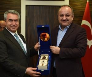 UNESCO Türkiye Milli Komisyon Başkanı Prof. Dr. M. Öcal Oğuz;