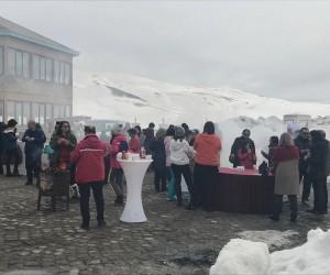 Doktorlar Erciyes'te Stres Attı