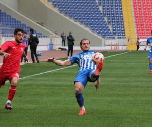 TFF 2. Lig: Mersin İdmanyurdu: 0 - Tuzlaspor: 5