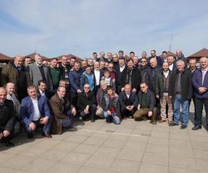 Başkan Gümrükçüoğlu, Ulaşım Dairesi çalışanlarıyla bir araya geldi