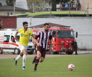 TFF 2. Lig: Hatayspor: 0 - Menemen Belediyespor: 0