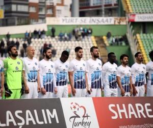 Spor Toto 1. Lig: Akın Çorap Giresunspor: 0 - Adana Demirspor: 2