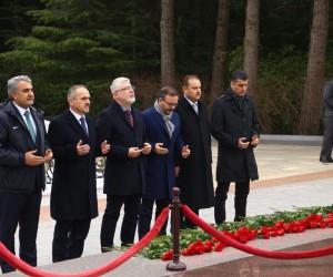 AK Parti Ordu Milletvekili Oktay Çanak, Bakü'de