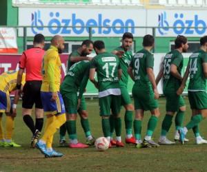 TFF 2. Lig: Sivas Belediyespor: 3 - Bucaspor: 1