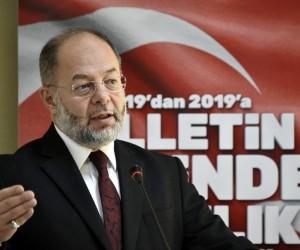 Siyaset Akademisi'nde ilk dersi Başbakan Yardımcısı Akdağ verdi