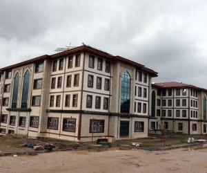 Yozgat Diyanet Eğitim Merkezi bu yıl açılacak