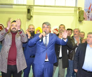Fatih Arslan başkan seçildi