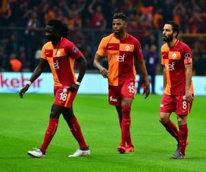 Spor Toto Süper Lig: Galatasaray: 2 - Atiker Konyaspor: 1 (Maç sonucu)
