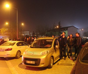 Kocaeli'de hastanede yangın paniği
