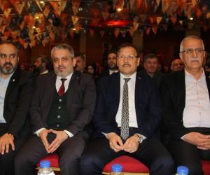"""Başbakan Yardımcısı Çavuşoğlu: """"Teröristlere karşı Mehmetçiklerimiz büyük bir başarı sergiliyor"""
