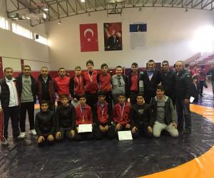 İncirliova Spor Lisesi Kemer'den 11 madalya ile döndü