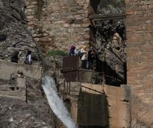Binlerce yıllık tarihiyle Eskigediz Beldesi turizme kazandırılmayı bekliyor