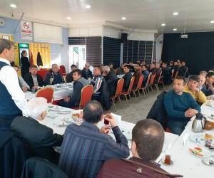 Simav Belediyesi'nde personele motivasyon toplantısı