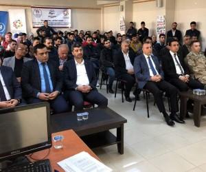 Siirt'te 120 girişimciye KOSGEB sertifikaları törenle verildi