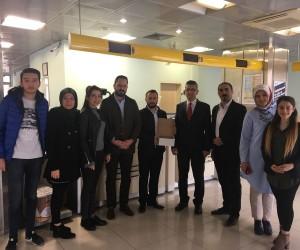 Çağrı merkezi çalışanlarından Mehmetçik için klip