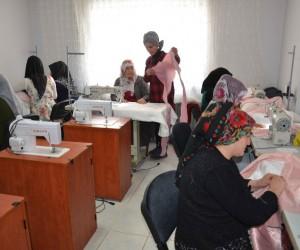 ADEM kurslarına kadınlardan yoğun ilgi