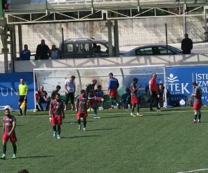 İzmir Süper Amatör Lig: Bornova 1881: 0 - Foça Belediyespor: 2