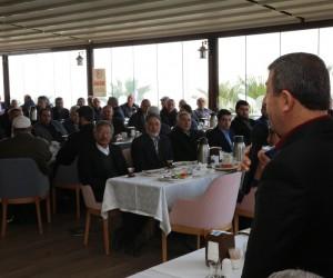 Başkan Karabacak, din görevlileri ile bir arya geldi