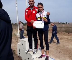 Zeynep Bayçınar, Fransa'da Türkiye'yi temsil edecek