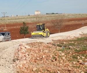 Şanlıurfa'nın 13 ilçesinde beton yol yapılması hedefleniyor
