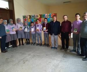 Kastamonu'da 'Beni Kimler Okudu?' isimli proje başlatıldı