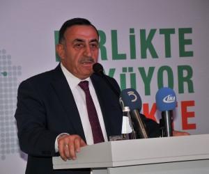 """Öz Taşıma-İş Başkanı Toruntay: """"Kendi göbeğini kendi kesen bir Türkiye var"""""""