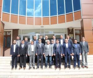 Tunç, İmam Hatip Okulları Platformu istişare toplantısına katıldı
