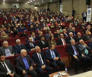 Mehmet Akif Ersoy konulu konferans düzenlendi