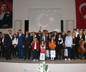 Vatan Şairi Mehmet Akif Ersoy anıldı