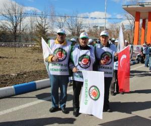 CHP'li vekillerden Şeker Fabrikalarının özelleştirilmesine ilişkin basın açıklaması