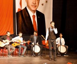 Kahta'da Mehmet Akif Ersoy anıldı