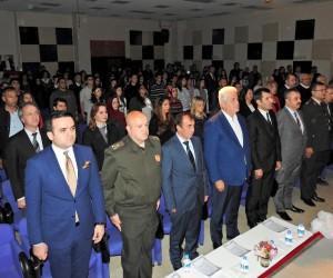 Çeşme'de İstiklal Marşı'nın kabulünün 97. yılı kutlandı